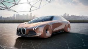 BMW・iNext(i5&i6)エクステリアデザイン