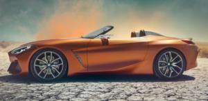 新型BMW・Z4