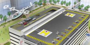 空飛ぶタクシー・ウーバー(Uber)