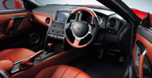 新型GTR36インテリア(内装)