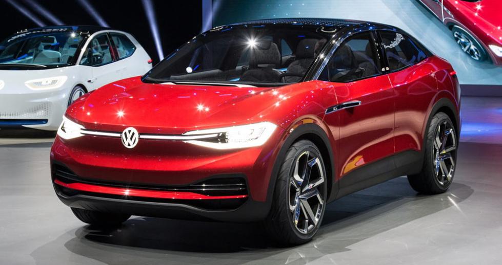 フォルクスワーゲン(VW)ID CROZZ