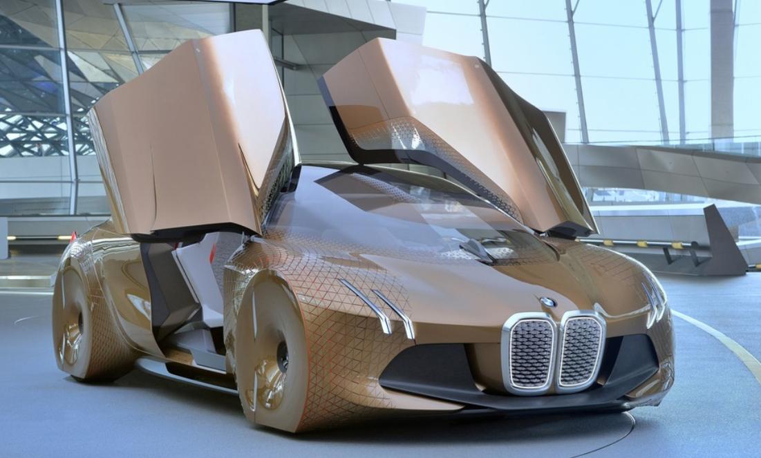 BMW・iNext(i5&i6)