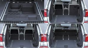 BMW X3のラゲッジスペース