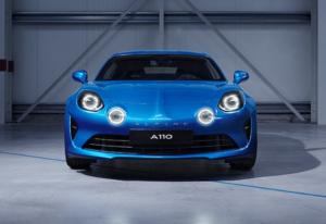 新型アルピーヌA110