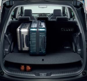 ホンダ新型CR-Vラゲッジスペース