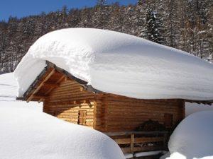 雪の日・ワイパー