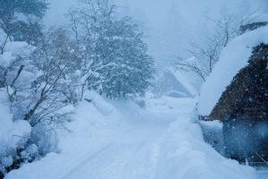 雪道運転のギア(オートマ)