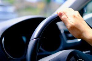 車の運転・全身運動