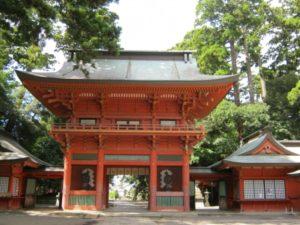 ドライブデート鹿島神宮(茨城県)