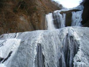 ドライブデート袋田の滝(茨城県)