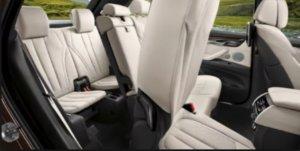 BMW・新型X5インテリア(内装)