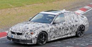 BMW・新型M3エクステリアデザイン