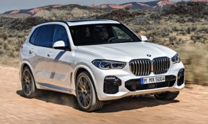 BMW・新型X5エクステリアデザイン