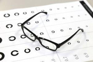 運転免許更新の視力検査
