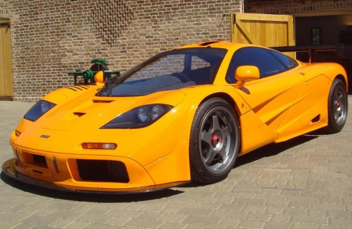 イーロン・マスク・ マクラーレン・ F1 GTR