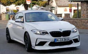 新型BMW・M2 CSL