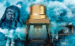 車の芳香剤サムライ