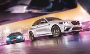 新型AMG CLA45ライバル車