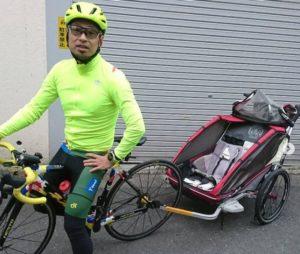 安田大サーカス自転車