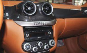 夏の車用エアコン