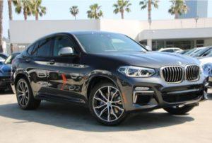 BMW・X4 M40i(2019年モデル)