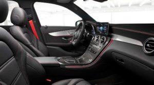 ベンツ新型AMG・ GLC43内装