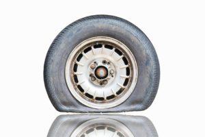 タイヤパンク・ガソリンスタンド修理