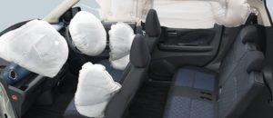 デイズ/eKワゴン安全装備