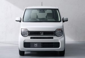 N-WGN安全装備