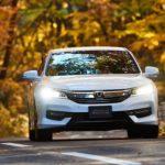 新型アコード2020・フルモデルチェンジ・実燃費